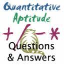 Daily Quantitative Aptitude Questions 29th June