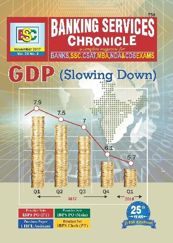 Bsc banking service chronicle magazine december 2017 pdf jobwik fandeluxe Image collections