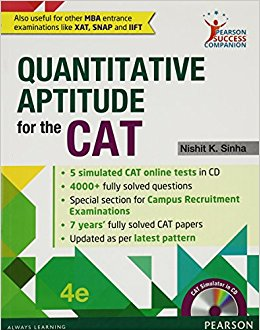 quantitative aptitude by nishit sinha