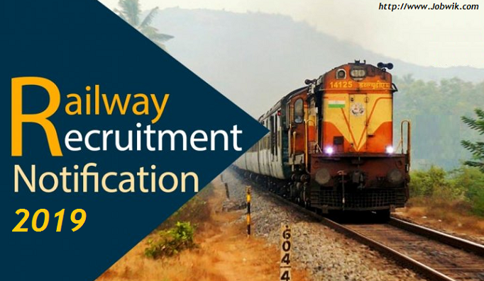 RRB Recruitment 2019 – Railway Jobs – 13487 Posts JE, DMS & CMA