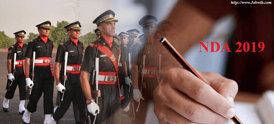 UPSC NDA Recruitment 2019 – NDA & NA (I) Apply Online