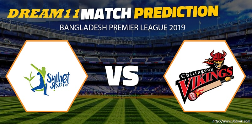 SYS vs CV Dream11 7th Match Preview | BPL 2019