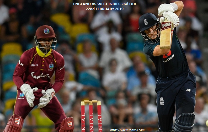 West Indies Vs England 2nd ODI Dream11 Prediction , Winning Tips