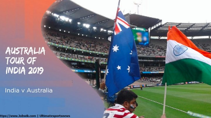 India Vs Australia 1st T20 Dream11 Match Prediction