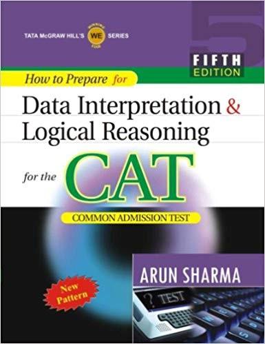 Arun sharma Data Interpretation and Logical Reasoning pdf – Latest Edition