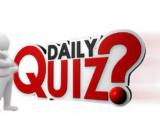 Banking Quiz 14th March 2020