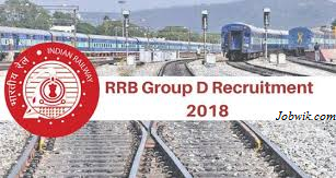 RRB Group D Recruitment 2018 – Apply Online For 62907 Posts