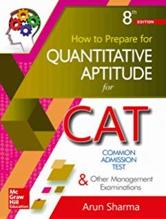 Arun sharma Quantitative Aptitude pdf – 8th Edition