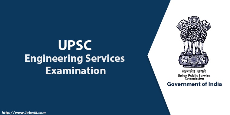 UPSC Engineering Services Exam – IES 2019