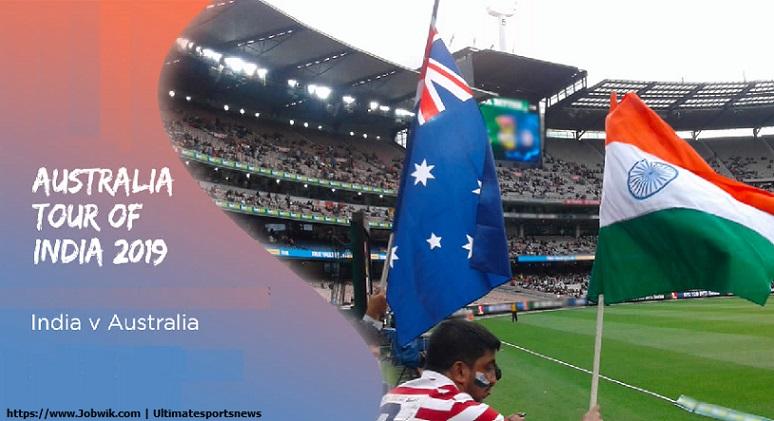 India Vs Australia 1st T20 Dream11 Match Prediction